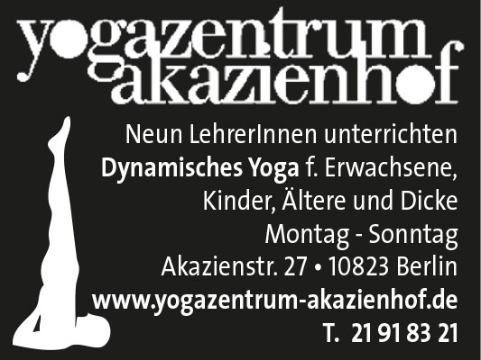 Yogazentrum Akazienhof