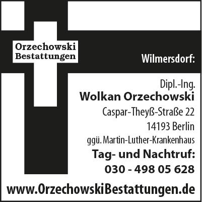 Orzechowski Bestattungen