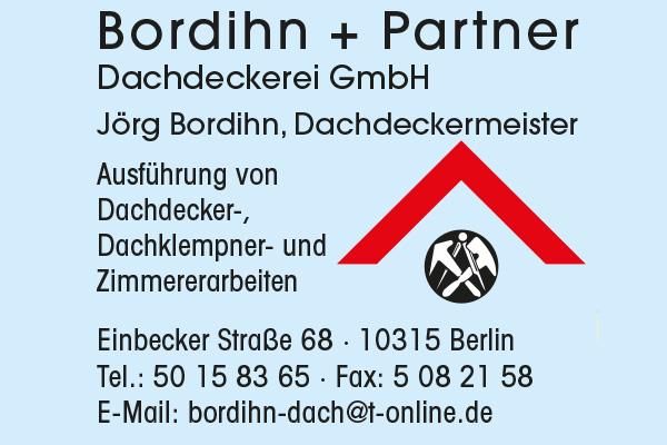 Bordihn + Partner Dachdeckerei GmbH