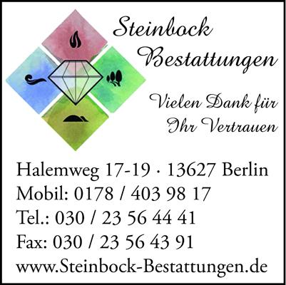 Steinbock Bestattungen
