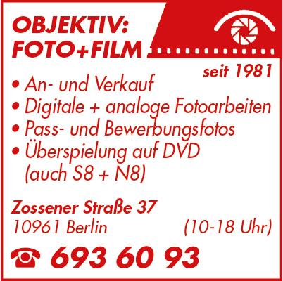 Objektiv: Foto + Film