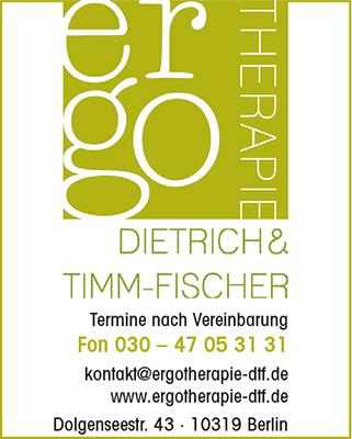 Ergotherapie Dietrich & Timm-Fischer