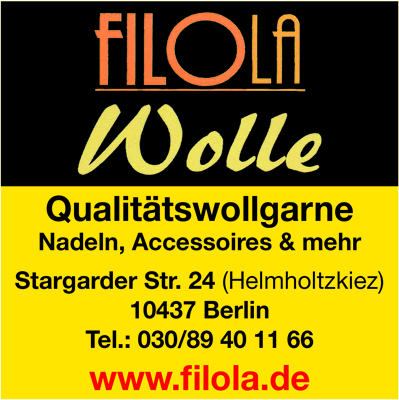 FILOLA Wolle