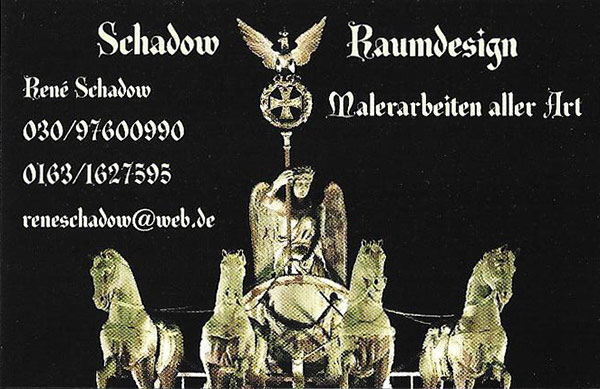Schadow Raumdesign