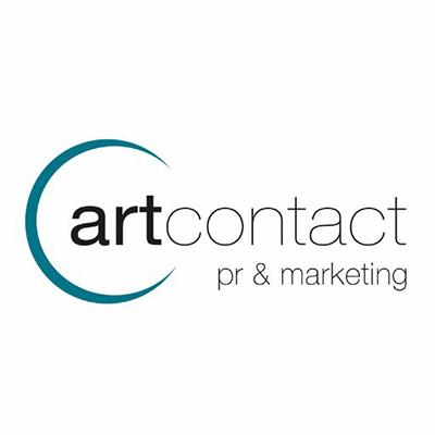 Logo von artcontact pr & marketing