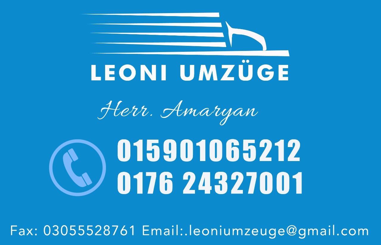 Leoni Umzüge