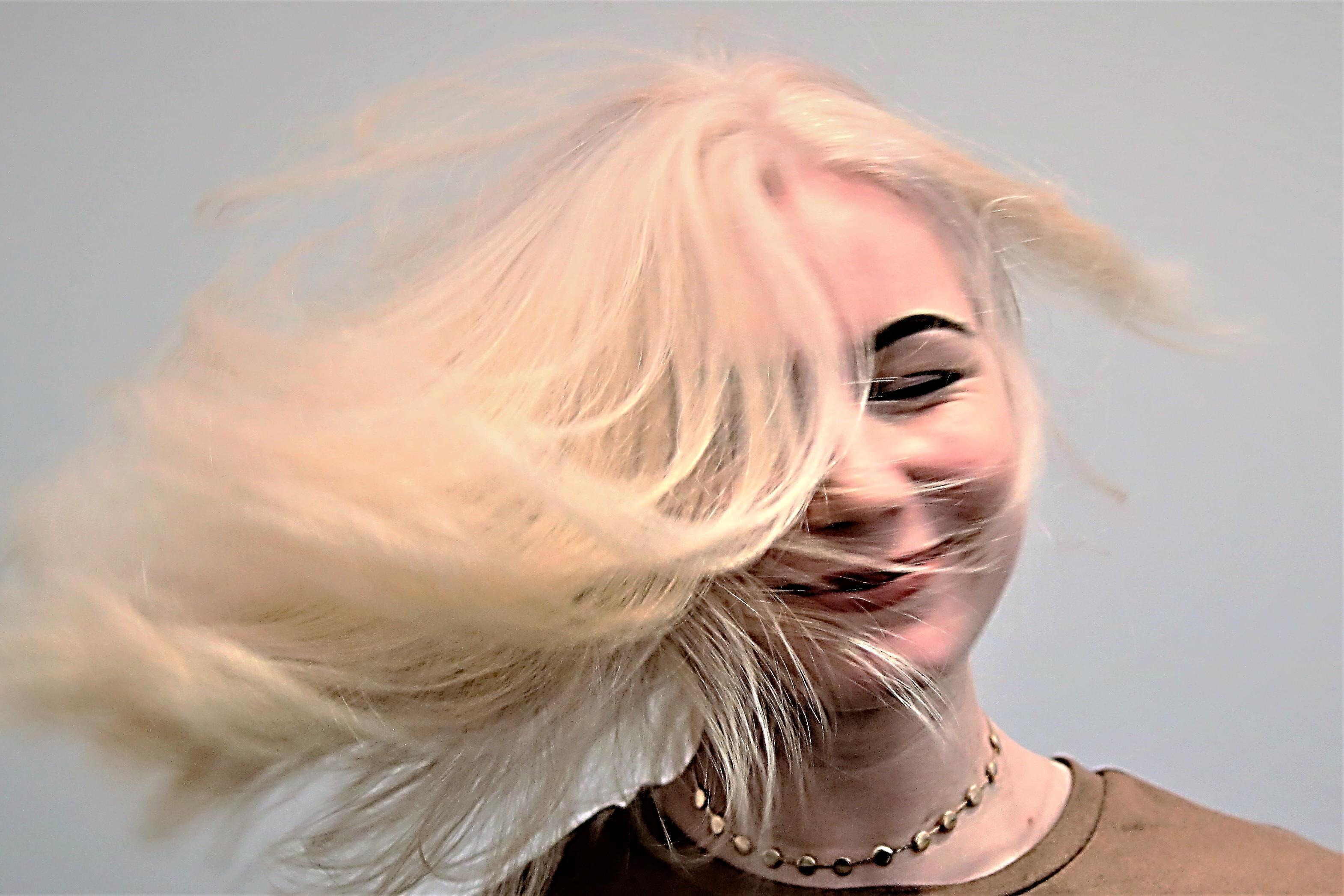Haarglanz