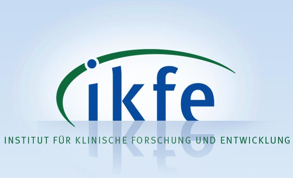 Logo von IKFE Berlin GmbH - Institut für klinische Forschung