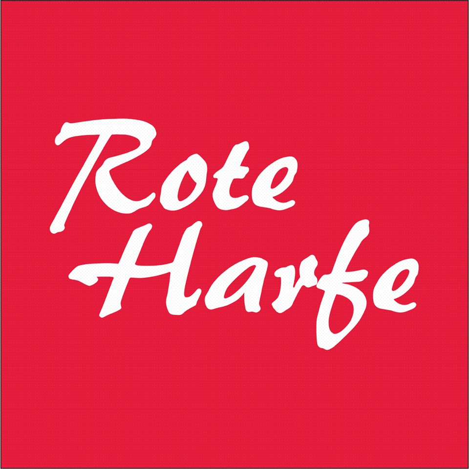 Rote Harfe - Mitte