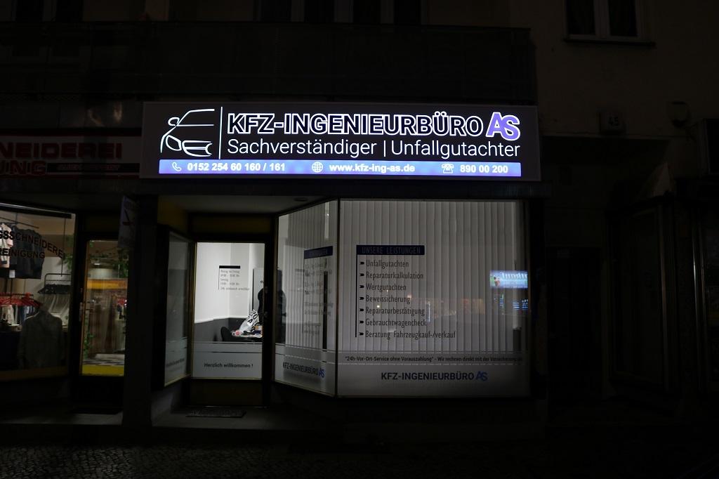 Kfz-Ingenieurbüro AS
