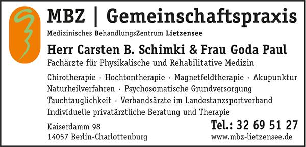 Paul, Goda und Carsten B. Schimki