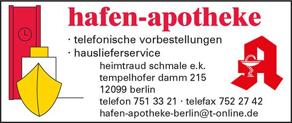 Hafen-Apotheke Heimtraud Schmale e.K.