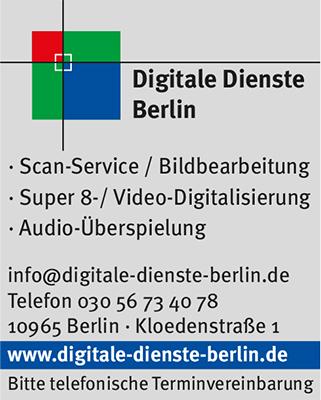 Digitale Dienste Berlin