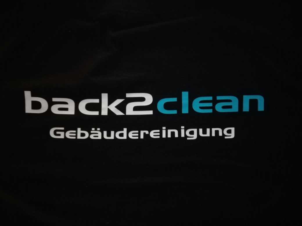 back2clean Gebäudereinigung