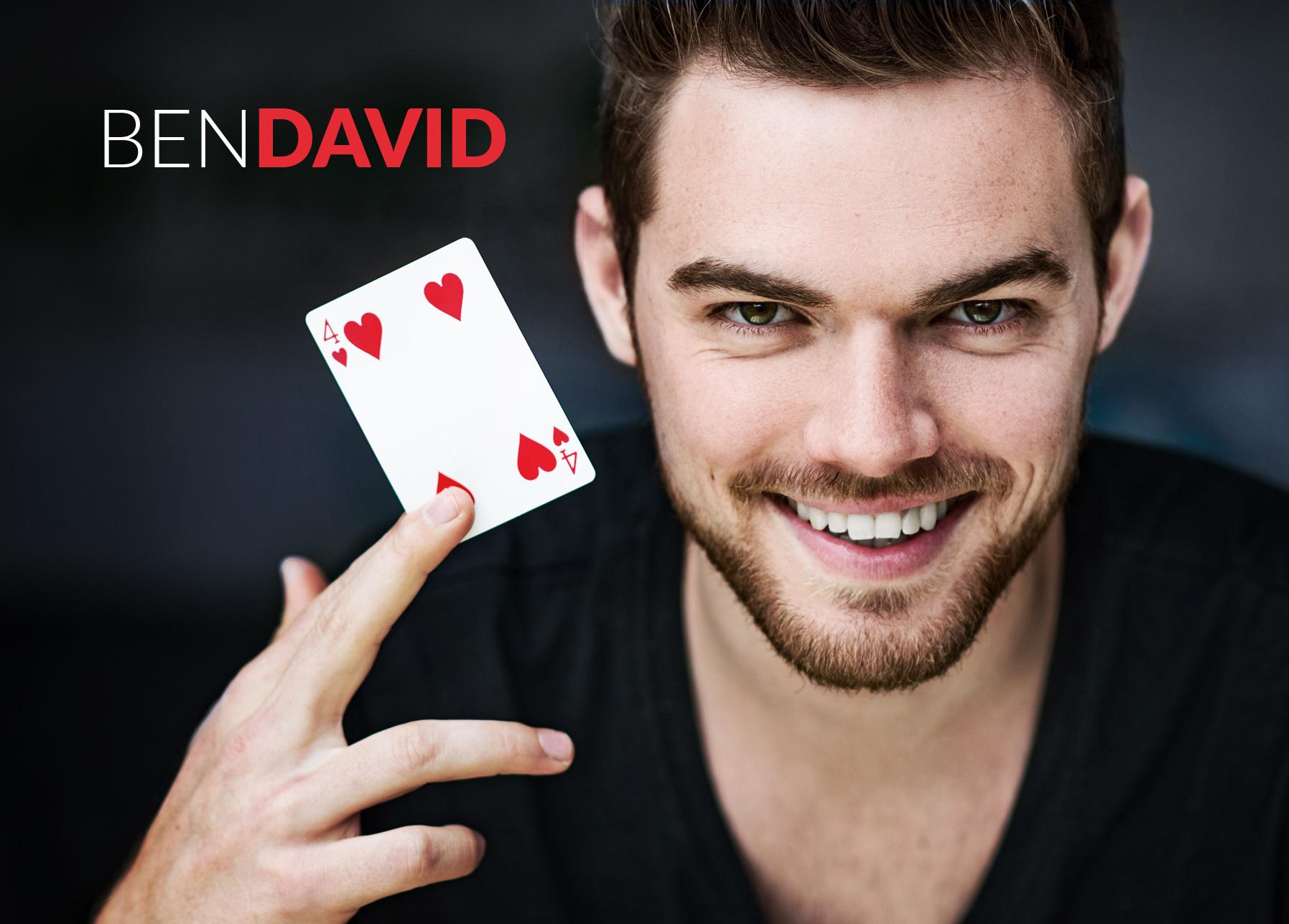 Ben David - Zauberer Berlin