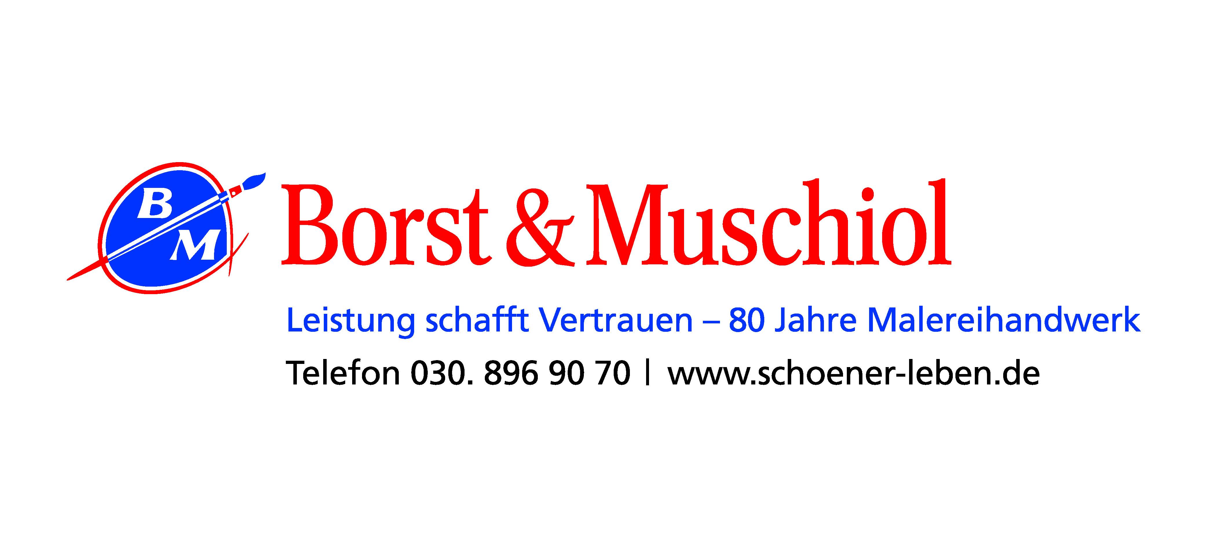 Borst & Muschiol Malereibetrieb