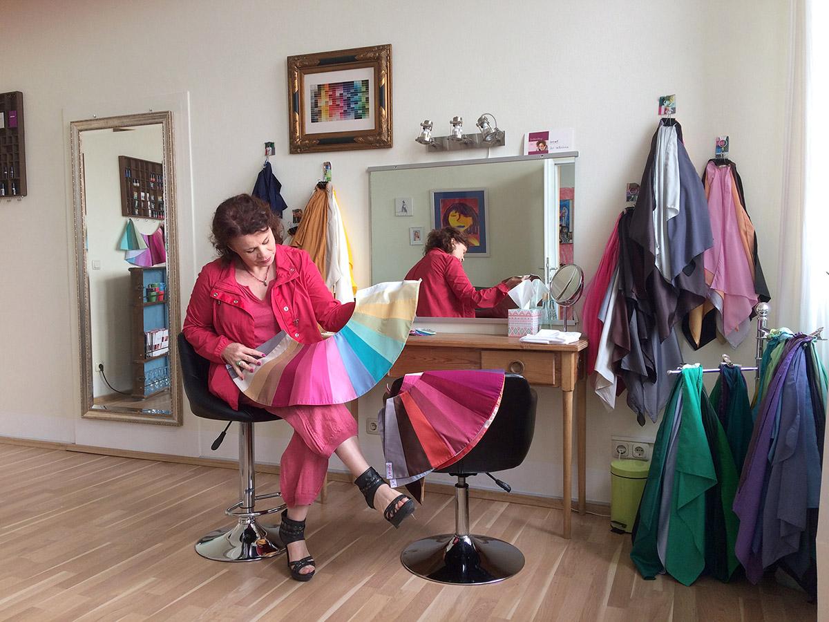 Marion Zens | Komood - Farb- und Stilberatung in Berlin