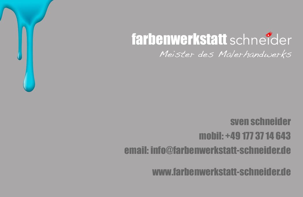 Farbenwerkstatt-Schneider