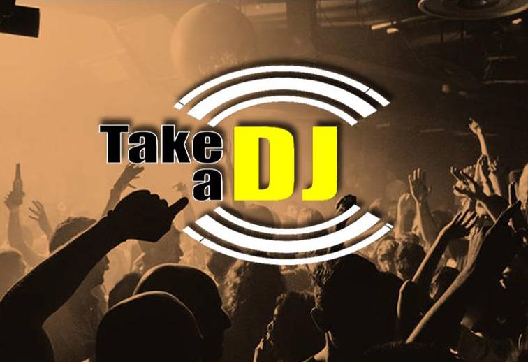 Logo von Take a DJ