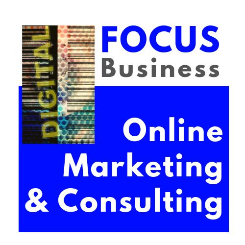 Logo von Focus Business Online Marketing & Consulting