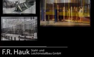 F. R. Hauk Stahl- und Leichtmetallbau GmbH