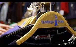 Hamburger Laden Berufskleidung