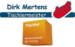 Logo von Mertens Dirk  - Tischlermeister