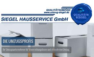 Bild zu Siegel Hausservice GmbH in Berlin