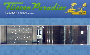 Logo von Fliesenparadies Glaeske + Sefzig GmbH
