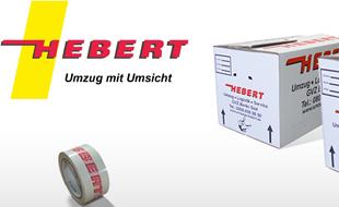 Logo von Hebert GmbH + Co Intern. Möbelspedition KG