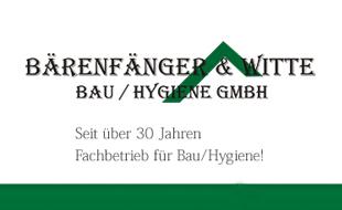 Logo von Bärenfänger & Witte Bau / Hygiene GmbH