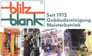 Blitz Blank seit 1912