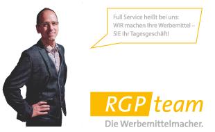 Glöckner, Roland, RGP team