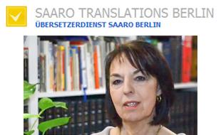 Logo von Saaro Translations