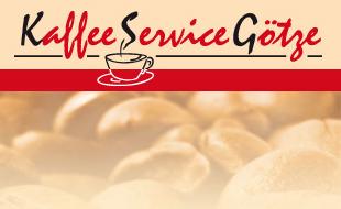 Logo von Götze Kaffee Service, Inh. Stefan Götze e.K.