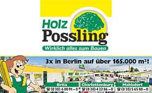 Logo von Possling GmbH & Co. KG