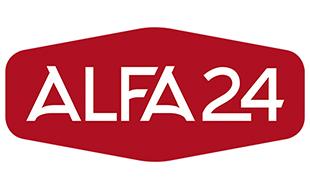 Logo von alfa24 Hotelservice & Gebäudereinigungs GmbH