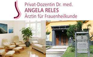 Logo von Reles, Angela, Privatdozentin Dr. med.