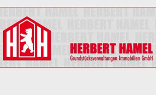 Logo von Hamel Grundstücksverwaltungen Immobilien GmbH
