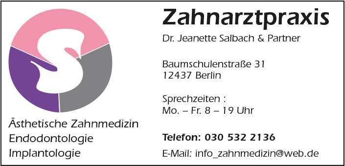 Salbach, Jeanette, Dr. & Partner