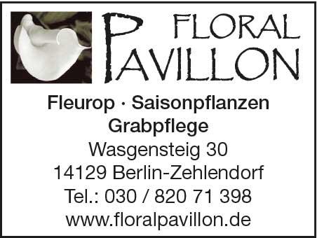FLORAL PAVILLON