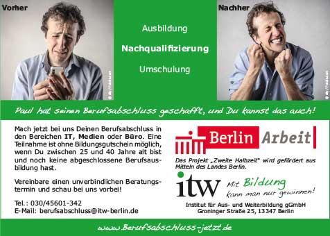 itw - Institut für Aus- und Weiterbildung gGmbH