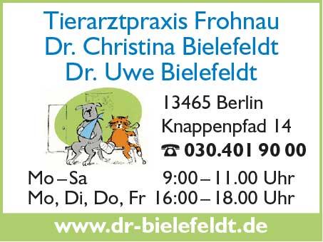 Bielefeldt, Christina, Dr. und Dr. Uwe Bielefeldt