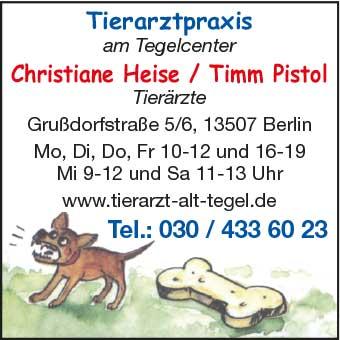 Heise, Christiane und Timm Pistol