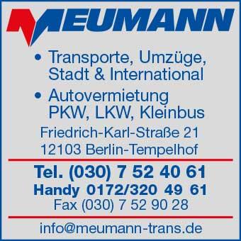 Meumann