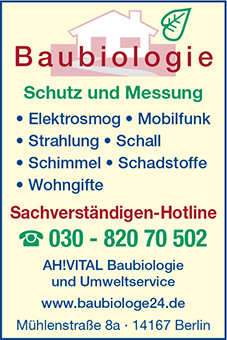 AH!Vital - Baubiologie Altenburger & Hermann GbR