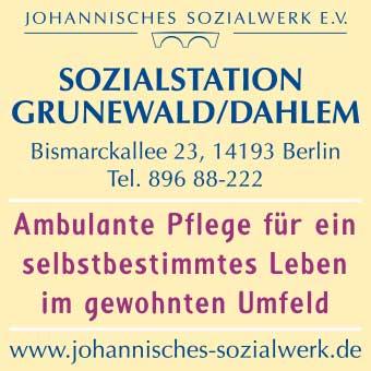 Sozialstation Grunewald/Dahlem
