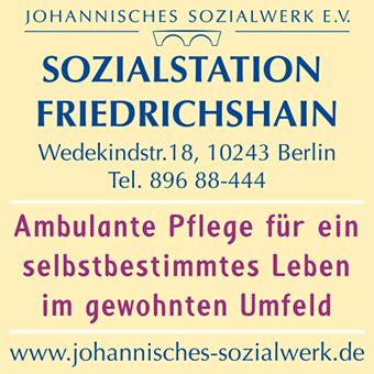 Sozialstation Friedrichshain