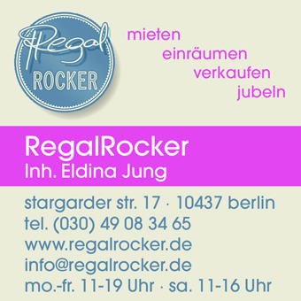 Bild 1 RegalRocker in Berlin