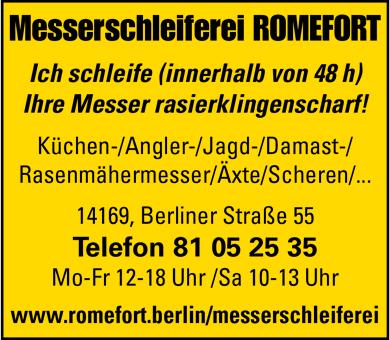 Romefort Trading Ltd.